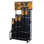 Little Giant® Pre-Cut Rubber Utility Mats provide versatility and durability
