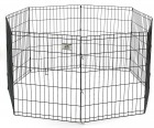 "36"" Metal Pet Exercise Pen"