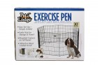 "30"" Metal Pet Exercise Pen"