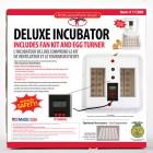 Deluxe Incubator with Egg Turner