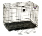 Small Wire Pop-up Rabbit Cage