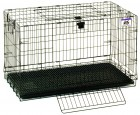 Medium Wire Pup-up Rabbit Cage