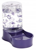 Reversible Pet Feeder and Waterer