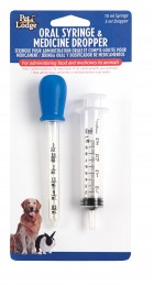 Oral Syringe and Medicine Dropper