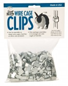 Cage Clips, 1-pound bag