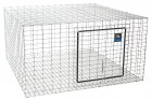 24 Inch by 24 Inch Rabbit Hutch