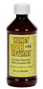 8 oz Liquid Bee Feeding Stimulant - Honey B Healthy