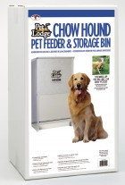 50 Pound Chow Hound Pet Feeder
