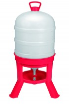 10 Gal. Plastic Dome Waterer