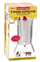 2-Frame Stainless Steel Extractor