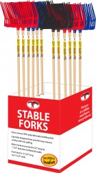Fork Display 12 Piece