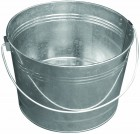 4.25 Gallon Galvanized Round Tub