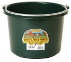 8 Quart Plastic Bucket