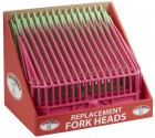 Fork Head Display