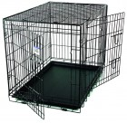Large Wire Double Door Crate