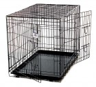 Extra Large Wire Double Door Crate