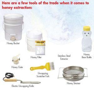 Honey Extraction Tools