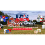 Buy American Sweepstakes October and November Winners Announced