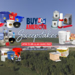 Buy American Sweepstakes December, January and Grand Prize Winners Announced