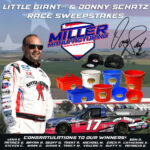 Little Giant and Donny Schatz Sweepstakes: Winners Announced
